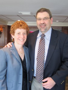Jonathan and Jodi Ginsberg